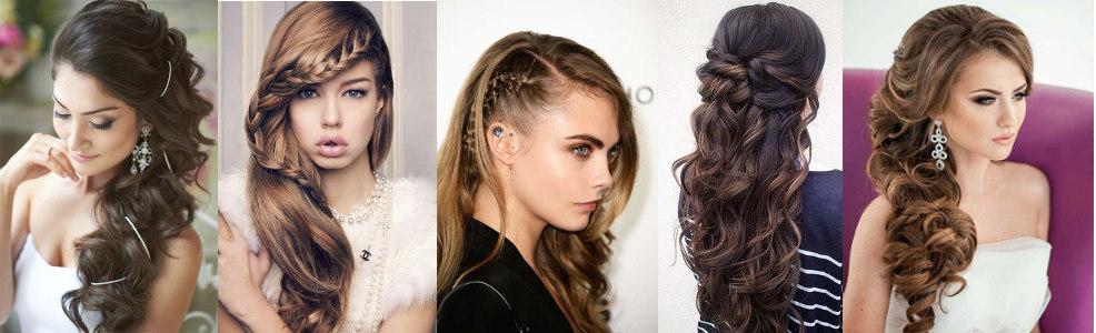 Ciekawe fryzury dla długich włosów